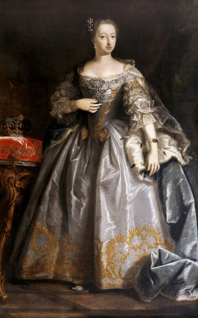 Anna of Hannover by Tischbein