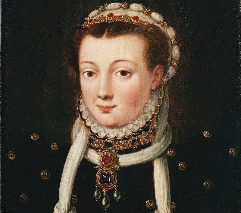 Het Gezin Van Willem En Frederik Hendrik
