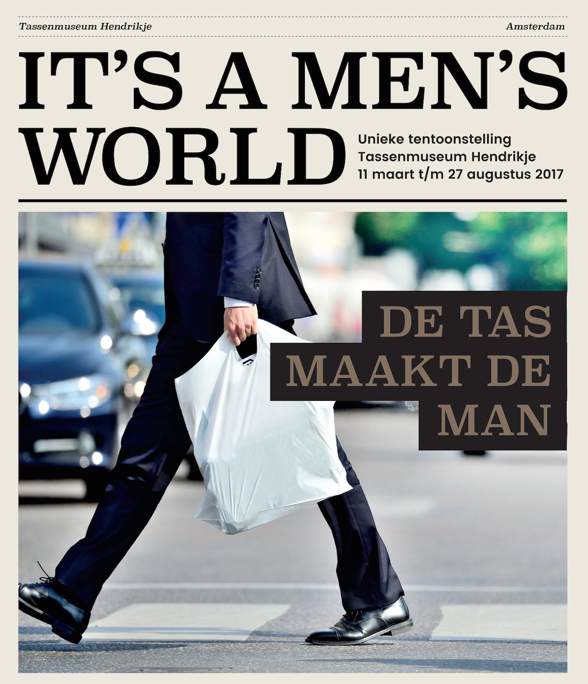 72babbf321b It's a men's world - Koninklijke Verzamelingen