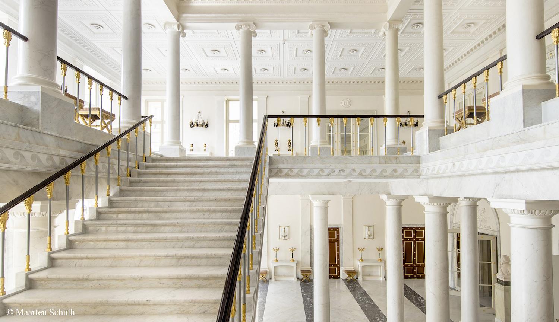 Welkom in Paleis Noordeinde - Koninklijkeverzamelingen