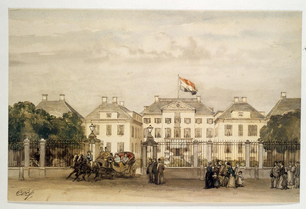 Kapel Paleis Het Loo.Paleizen Koninklijkeverzamelingen